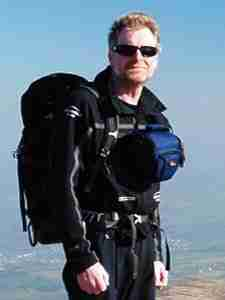 Kevin Walker, Guide Brecon Beacons