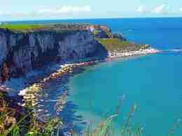 Antrim coastline Ireland