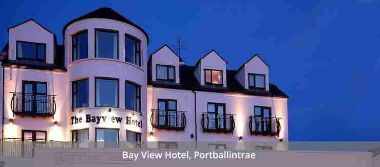 Bay View Hotel, Portballintrae, County Antrim