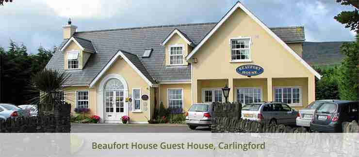 Beaufort House Guest House, Carlingford