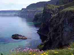 Coast of County Antrim - Hiking in Northern Ireland