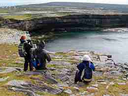 Dun Aenghus - Womens walking holidays west ireland