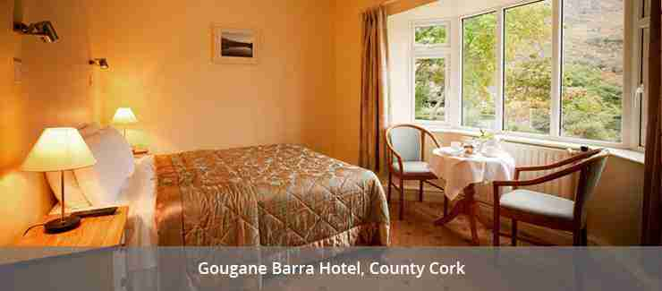 Gougane Barra Hotel, County Cork