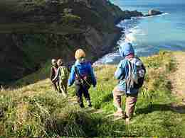 Walking Tours South West England