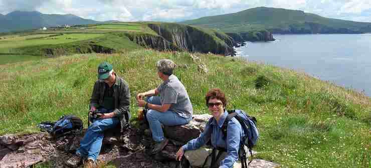 Southwest Ireland Hiking Tour