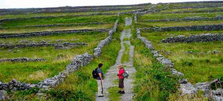 West Coast Ireland Hiking Tour Connemara Amp Aran Islands