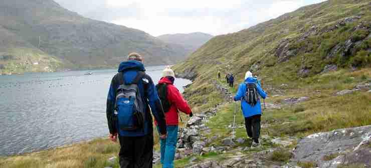 West Coast Ireland Hiking Tour