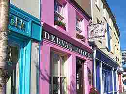 Shop in Ireland