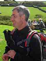 Michael Stubbs, Guide Cornwall and Devon, England