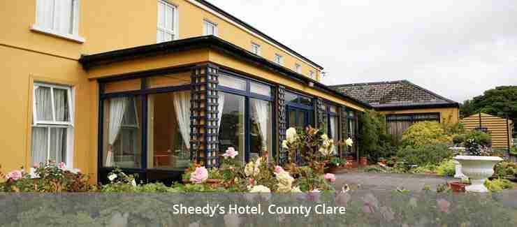 Sheedy's Hotel, Lisdoonvarna, County Clare