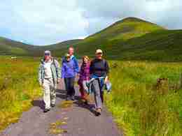 Southern Ireland Hiking Vacations