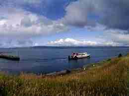 Ferry - Scotland